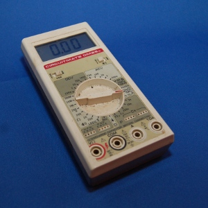 Multimeter electrical / electronic measurement tool