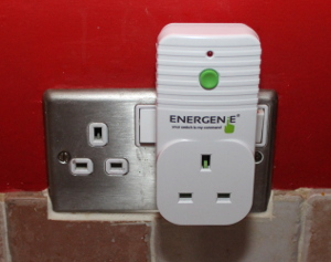 Energenie remote control power socket