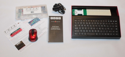 Raspberry Pi Fuze starter kit