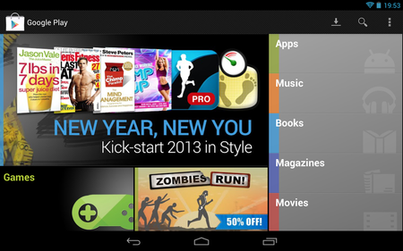 Kidsafe proxy - working with the Google Play App Store